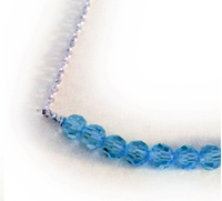 March Aquamarine Ribbon