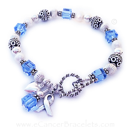 Uterian Cancer Bracelet