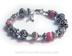 Survivor Pink Breast Cancer Bracelet R41