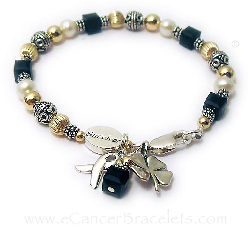Lung Cancer Survivor Bracelets