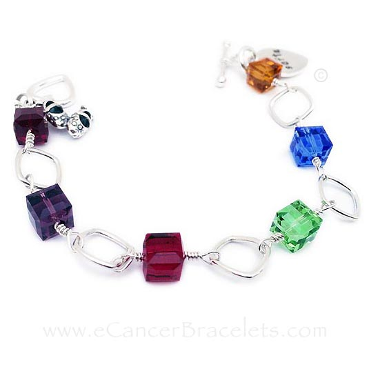 Survivor Mommy Bracelet Cancer