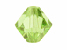 Bicone or Diamond August Peridot Birthstone Crystals