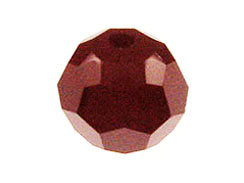 Garnet January Round Swarovski