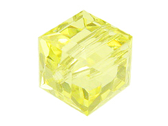 Yellow Swarovksi Crystal