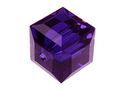 Purple Swarovksi Crystal