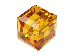 Golden Topaz Swarovksi Crystal