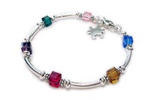 Autism Awareness Bracelet - Autism Spectrum Disorder Jewelry