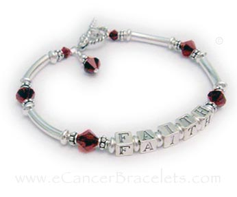AIDS Awareness Bracelet and Jewelry (earrngs optional)