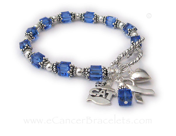 Colon Cancer Survivor Bracelet