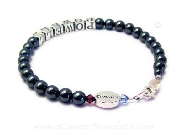 Man Survivor Bracelet